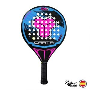 Cartri Titan 4 Total Evolution Padelrackets