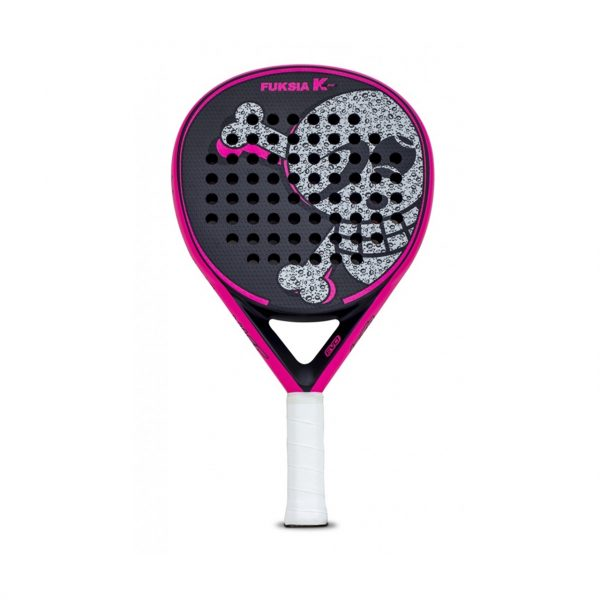 Padelracket Just Ten Fuksia K Evo