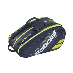 BABOLAT RH TEAM PADEL BLACK/YELLOW