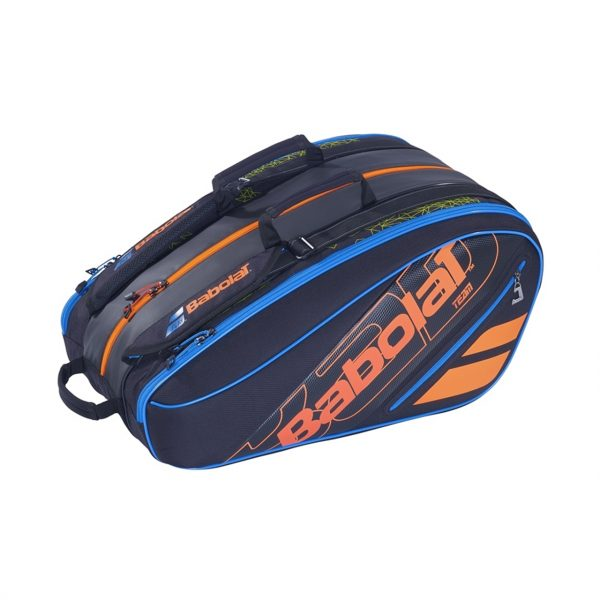BABOLAT RH TEAM PADEL BLACK/BLUE